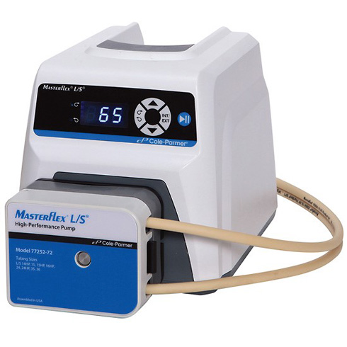 Masterflex L/S High-Pressure Pump System with Precision Console Drive