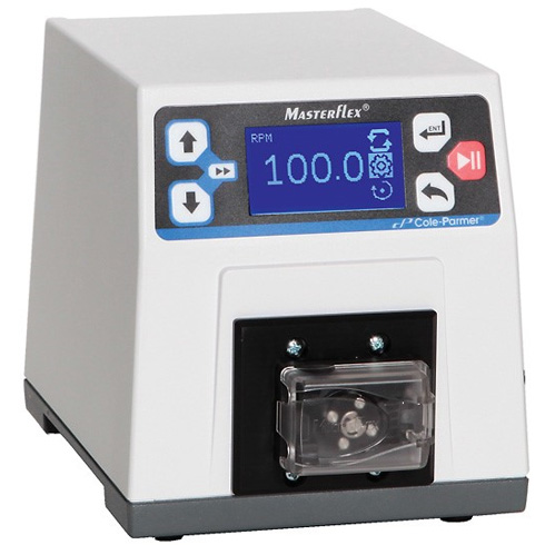 Masterflex C/L Digital Microflex Pump, Single-Channel, 300 RPM